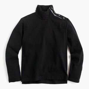 J.Crew • Black Turtleneck Sweater